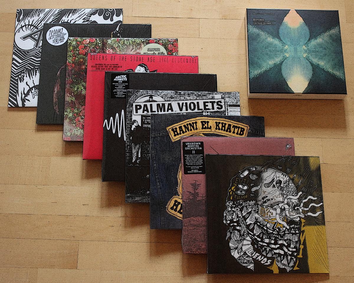Alben des Jahres 2013